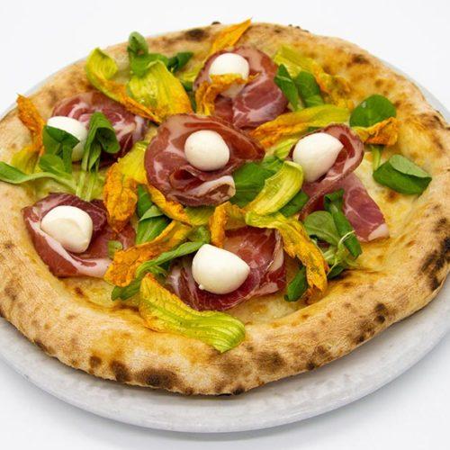 Pizza - La Martina - lo Chalet dei Gourmet